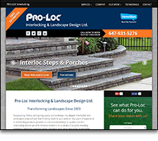 Pro-Loc Interlocking and Landscape Design