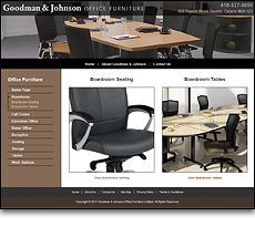 Goodman & Johnson Office Furniture Limited
