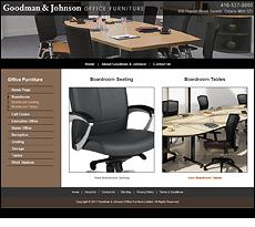 Goodman & Johnson Office Furniture Limited