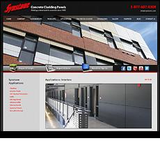Synstone International Concrete Cladding Systems