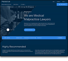 Neinstein Medical Malpractice Lawyers, Toronto
